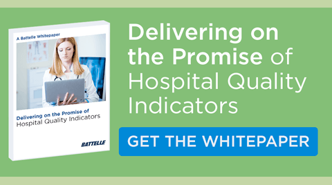 Download the Delivering on the Promise of Hospital Quality Indicators Whitepaper